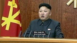 Kuzey Kore liderinden tehdit dolu yeni yıl mesajı