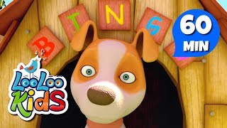 BINGO - Wonderful Songs for Children | LooLoo Kids