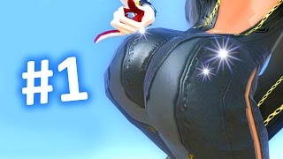 QUALITY GAMEPLAY / Bayonetta 2 / Part 1