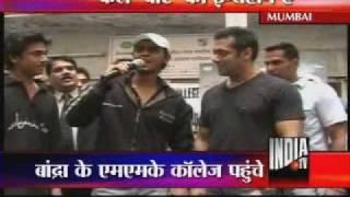 salman khan ! veer movie ! exclusive interview ! part 2