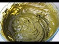 HOW TO MIX NATURAL HENNA PASTE by Henna CKG