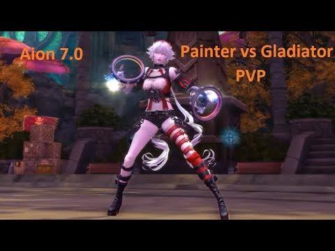 Xxx Mp4 Aion 7 0 KR Rhrnsrjs Painter 80 Lvl Vs Gladiator AOD PVP 3gp Sex