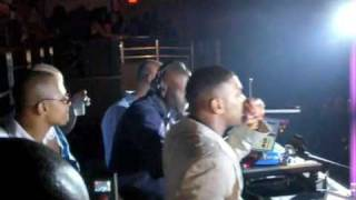 DJ Griot & Ginuwine @ The Fifth