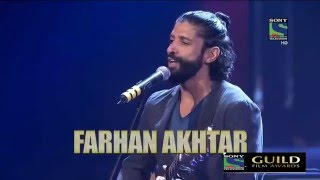 Sony Guild Awards 2016 ATRANGI YAARI Amitabh Bachchan, Farhan Akhtar Performance
