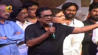 Brahmanandam Kill Bill Pandey Funny Speech @ Race Gurram Success Meet - Allu Arjun