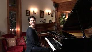 Super Trouper ABBA Ulrika A. Rosén, piano. (Piano cover)
