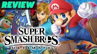 Super Smash Bros. Ultimate Review