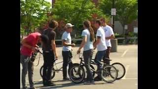 BMX kink- safety first movie
