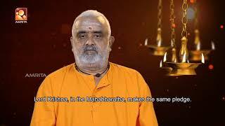 സന്ധ്യാദീപം - Ep: 24th July18 | Lalithamritam | Amritam Gamaya | Bhagavatham | Sathyam Sanathana