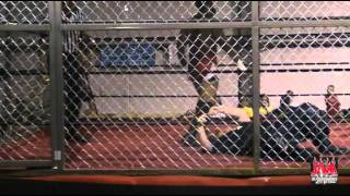 SCWA Caged 2011 - Marcellus King vs Cannabus