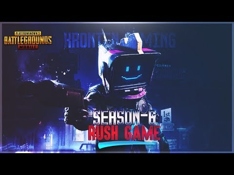 PUBG MOBILE AIRDROP HUNTING AND RUSH GAMEPLAY😍 SEASON 6 NEW UPDATE 😋