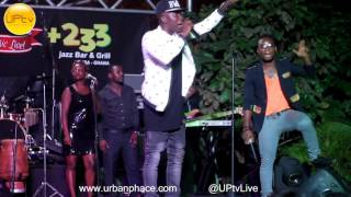 "Stonebwoy and Episode's performance at Samini's ""Breaking News"" album launch"