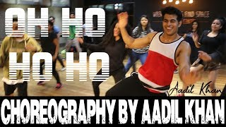 Oh ho ho ho hindi medium (remix) | Aadil Khan Choreography | Sukhbir | Irrfan Khan |