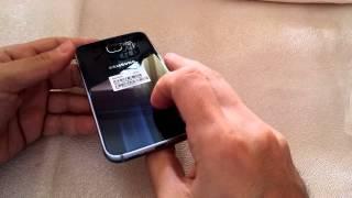 Samsung Galaxy S6 G920F Greek unboxing