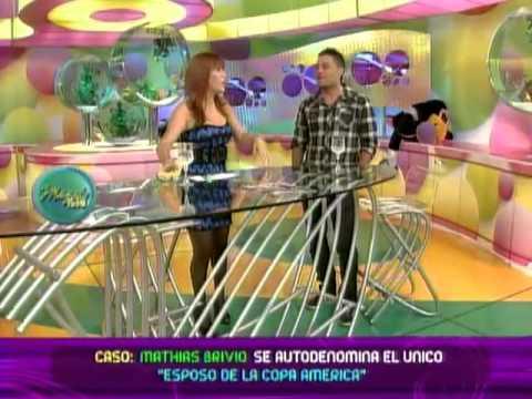 Xxx Mp4 Magaly Tv Mathias Brivio Bromea Su Desnudo En Argentina 3gp Sex