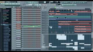 Avicii - Dancing in My Head (FL Studio Remake with some clipping)