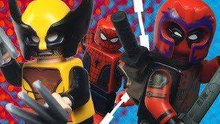 LEGO Deadpool vs Wolverine II