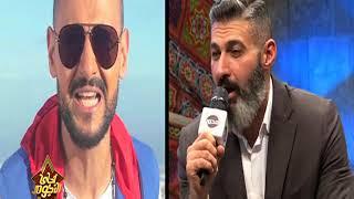 الفنان ياسر جلال يكشف اسباب انفعال رامز جلال بسبب اغنية مسلسل رحيم