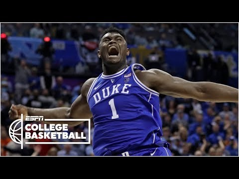 Zion Williamson scores 31 in Duke s win vs. North Carolina College Basketball Highlights