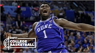 Zion Williamson scores 31 in Duke
