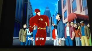 Justice League episode 1. Invasion Part 1.