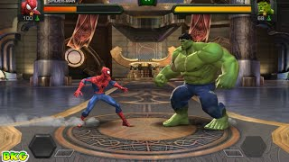 SPIDERMAN vs HULK and THOR and MORE Fighting Game - Best Kid Games