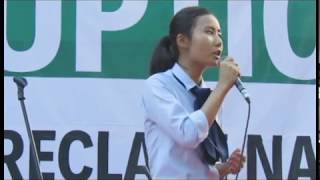 ACAUT Rally at Dimapur
