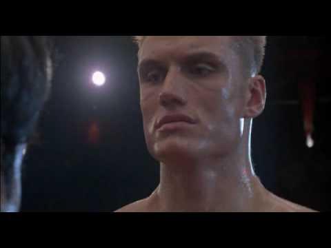 Rocky Balboa VS Ivan Drago (Part 1)