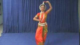 Manasi - Odissi - Pallavi - Basant