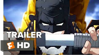 Batman Ninja International Trailer #1 (2018) | Movieclips Indie