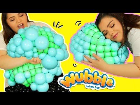 DIY GIANT MESH SLIME STRESS BALL Super Cool Giant Stress Ball