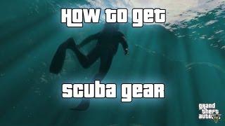 GTA 5: How to get scuba gear