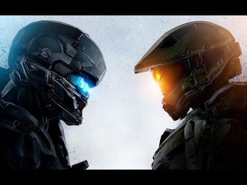 Master chief vs Spartan locke Halo 5 Guardians en español