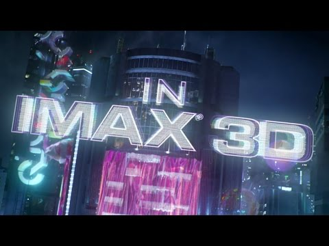 Ghost in the Shell IMAX® Exclusive TV Spot