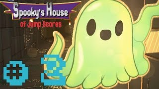 MASAKER V OBCHODE - Spooky's House of Jump Scares / CZ/SK Let's Play / časť 2