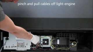 EASY Common TV Repair for DLP !!!
