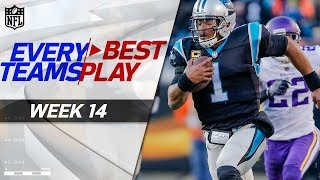 Every Team's Best Play From Week 14 🙌 | NFL Highlights