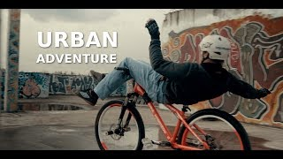 Urban Adventure - KamilStunts