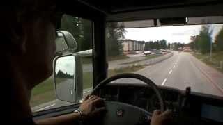 Scania Driver Support -Apoio ao motorista