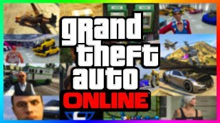 THINGS I MISS ABOUT THE OLD GTA ONLINE WHEN IT LAUNCHED IN 2013!