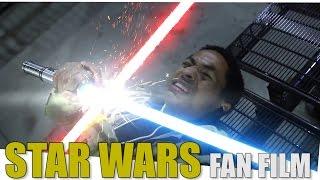 STAR WARS The Fool Awakens - Star Wars Fan Film