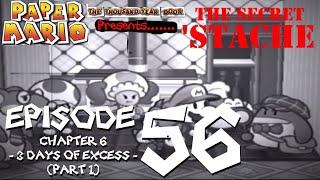 Let's Play Paper Mario: The Thousand-Year Door - Episode 56 - Mario Mario, Private Eye