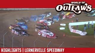 World of Outlaws Craftsman Late Models Lernerville Speedway June 24, 2017 Firecracker 100 HIGHLIGHTS
