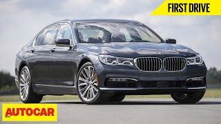 BMW 7 Series 750Li | First Drive | Autocar India