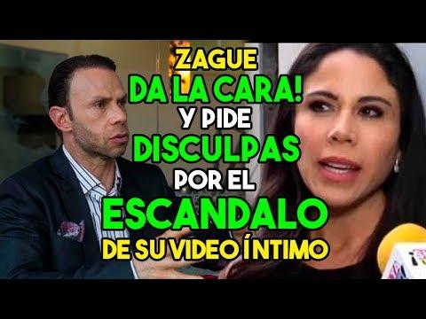 Xxx Mp4 Zague DA LA CARA Y Pide DISCULPAS Por Su Escandalo Tras Video Íntimo 3gp Sex