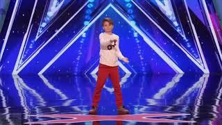 Merrick Hanna Dancing Through AMERICA'S GOT TALENT ( AGT )