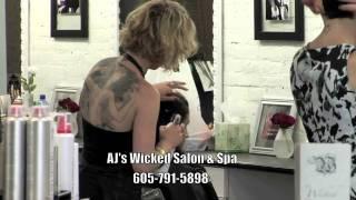 AJ's Wicked Salon and Spa, Rapid City, South Dakota