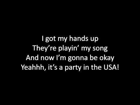 watch Timeflies - Party in the USA Lyrics