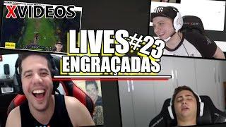 AXT NO XVIDEOS, ALAN DORMINDO NA LIVE & MUCA TROLANDO GORDOX | LIVES ENGRAÇADAS #23