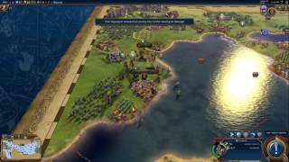 Civilization 6 (Alexander's Conquest - Macedonia) (1) - Philip II's Legacy.